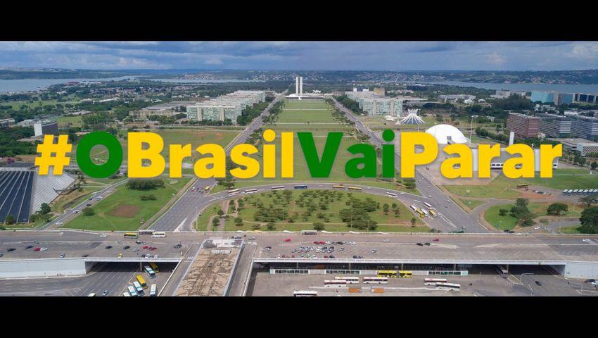 O Brasil Vai Parar