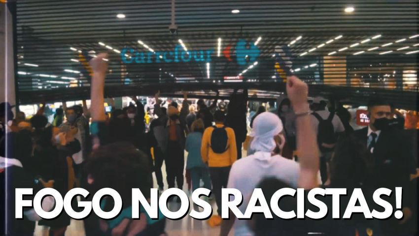 Fogo nos racistas!