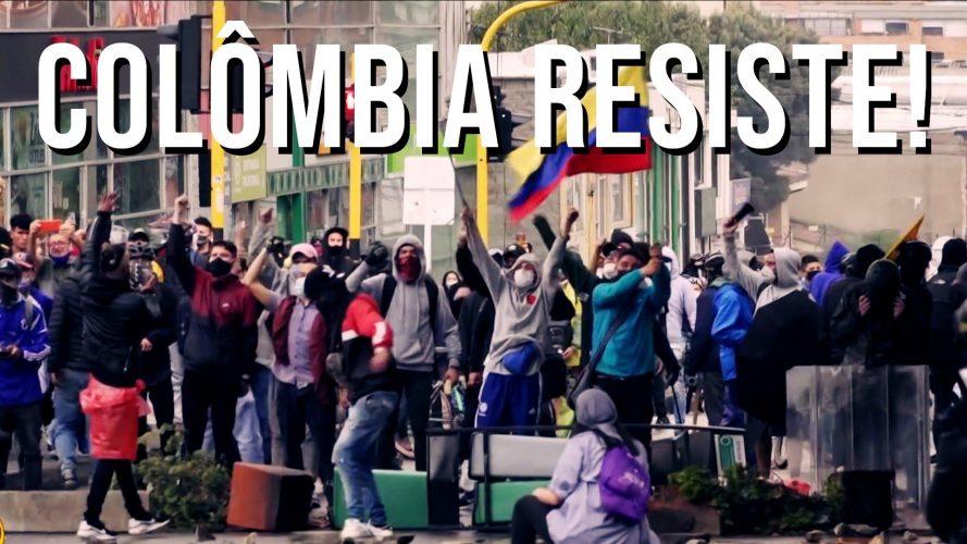 Colômbia Resiste!