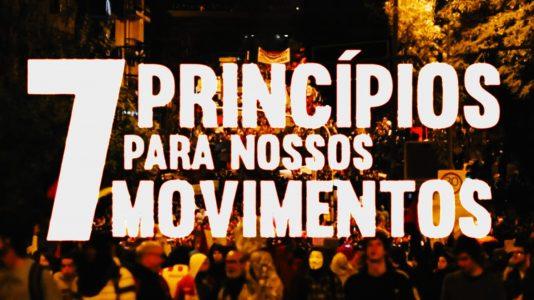 Capa do vídeo: 7 Princípios Para Nossos Movimenos